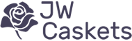 Wooden Cremation Ash Caskets from JW Caskets Logo